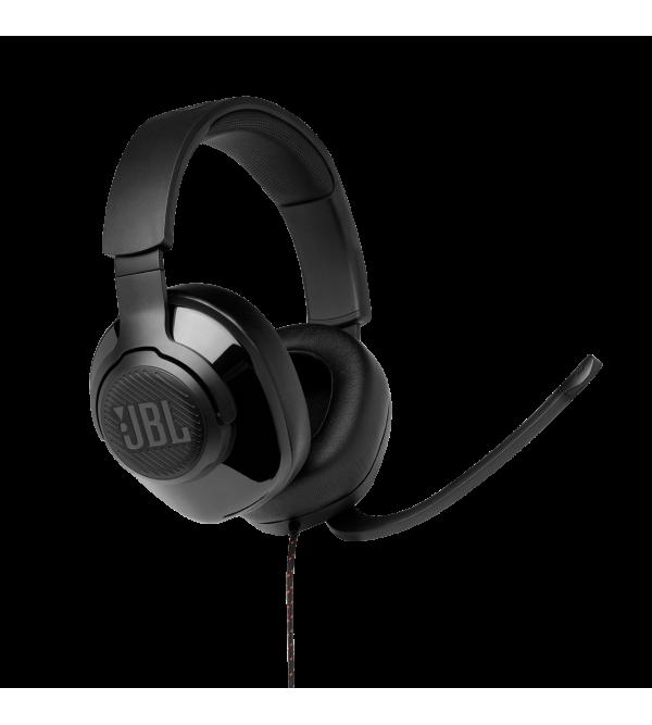 Игровая гарнитура JBL Quantum 200 Black (JBLQUANTUM200BLK)