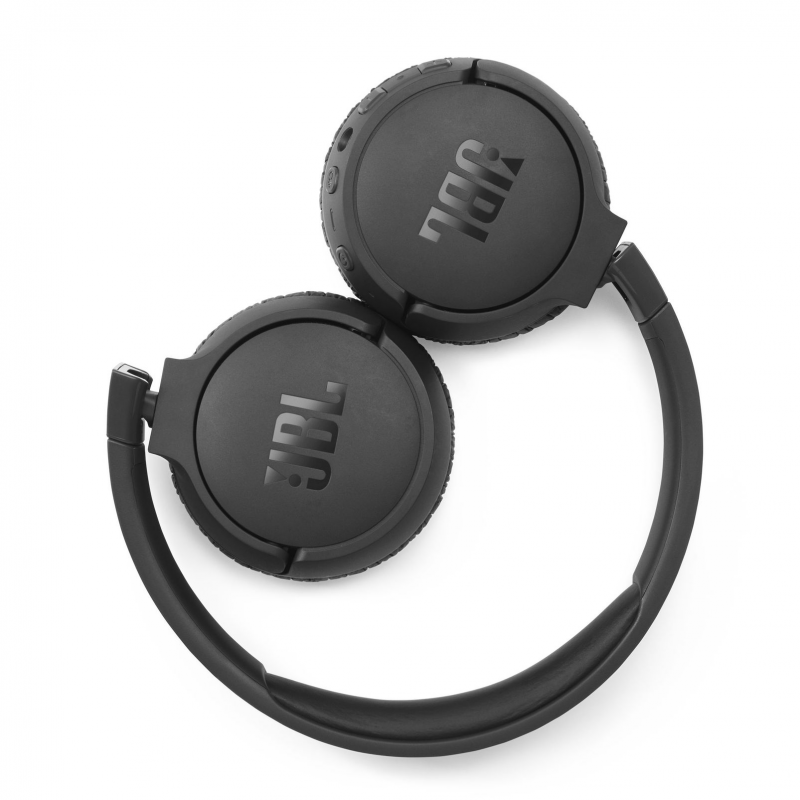 Наушники JBL Tune 660 NC Black (JBLT660NCBLK)