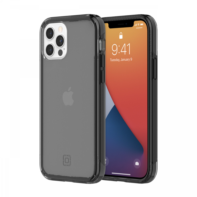Чохол Incipio Slim Case for iPhone 12 Pro - Translucent Black