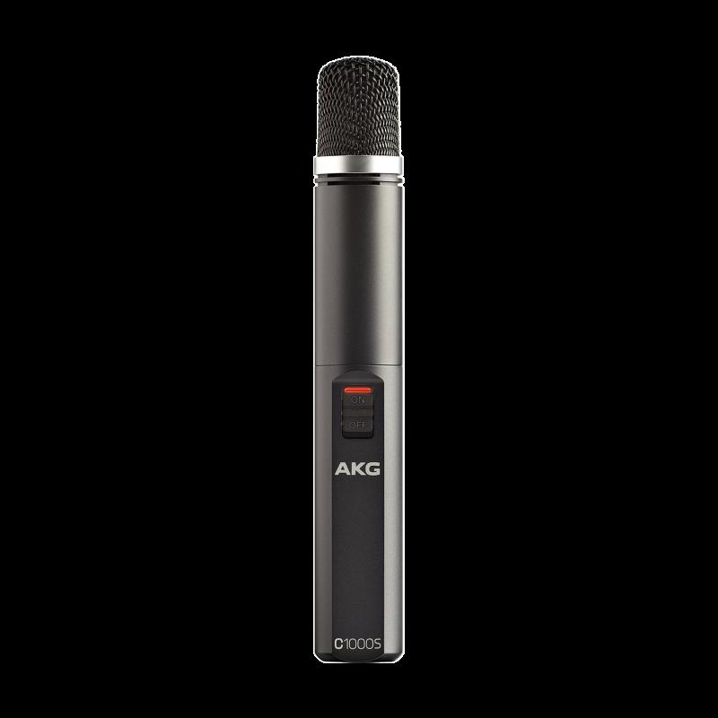 Инструментальный микрофон AKG C1000S