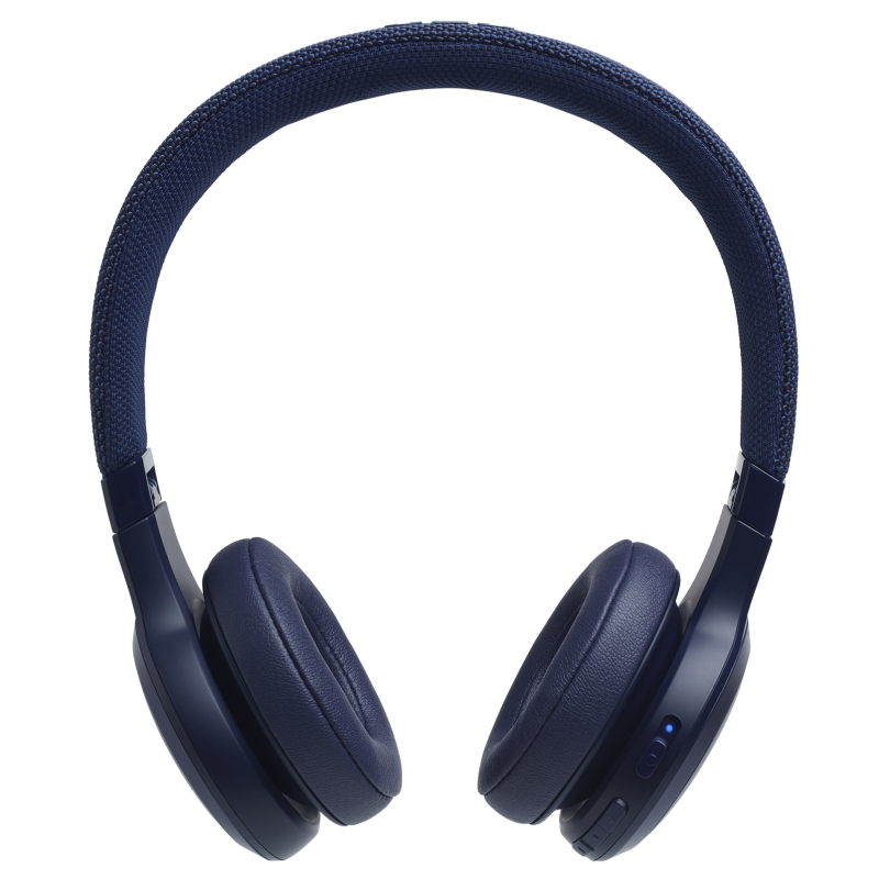 Наушники JBL Live 400BT Blue (JBLLIVE400BTBLU)