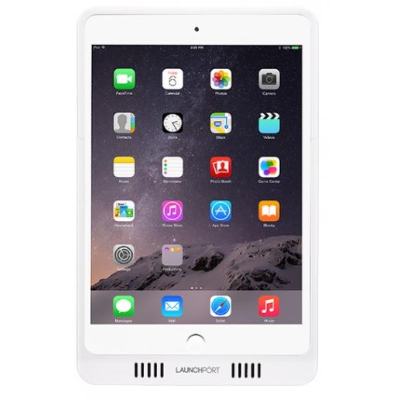 """Настенная зарядная рамка iPort Luxeport Case Air 1/2/Pro 9.7"""" WH"""