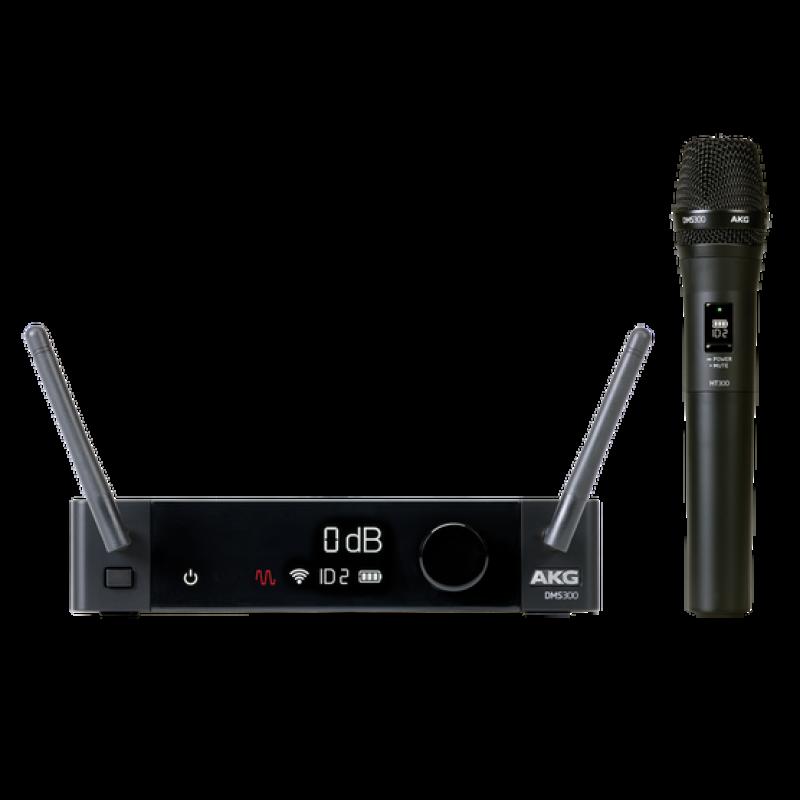 Цифровая радиосистема AKG DMS300 VOCAL SET DGTAL WIRELESS MICSYS