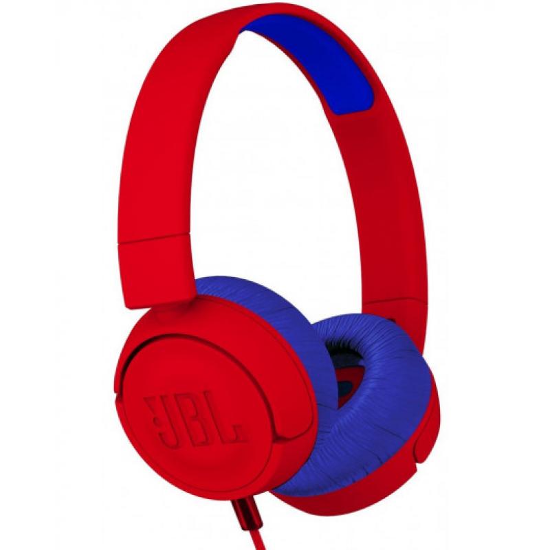 Наушники JBL JR300 Red (JBLJR300RED)