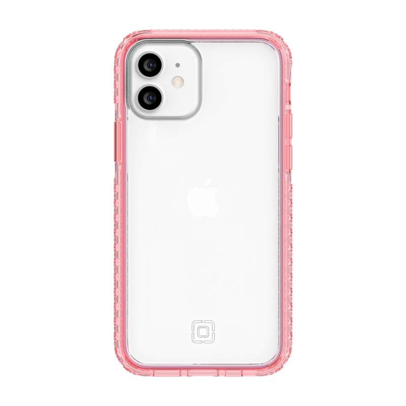 Чохол Incipio Grip Case for iPhone 12 Pro - Party Pink/Clear