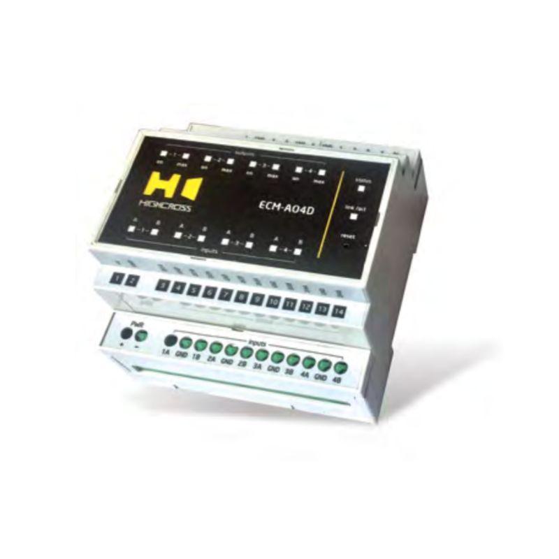 Модуль регулировки яркости люминесцентных светильников, скорость вращения моторов, мощность нагревателей Highcross SСM-AO4D