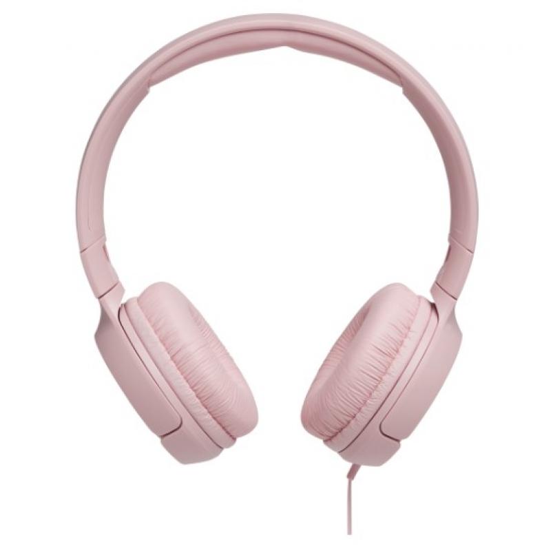 Наушники JBL T500 Pink (JBLT500PIK)