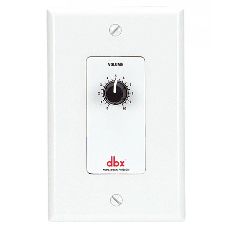 Настенный контроллер dbx ZC-1