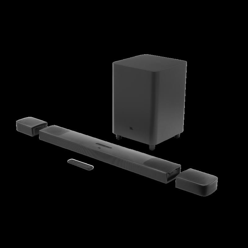 Саундбар JBL BAR 9.1 True Wireless Surround (JBLBAR913DBLKEP)