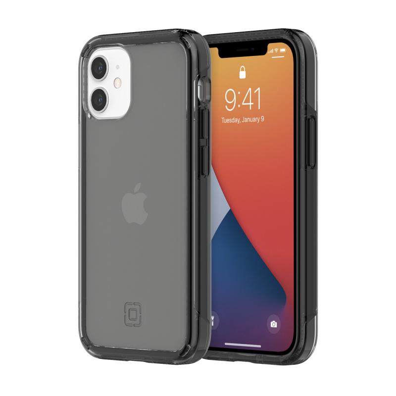 Чохол Incipio Slim Case for iPhone 12 mini - Translucent Black