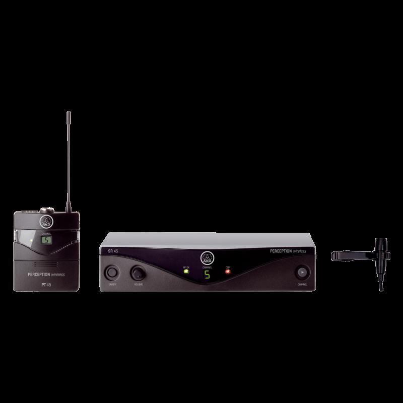 Аналоговая радиосистема AKG Perception Wireless 45 Pres Set BD A