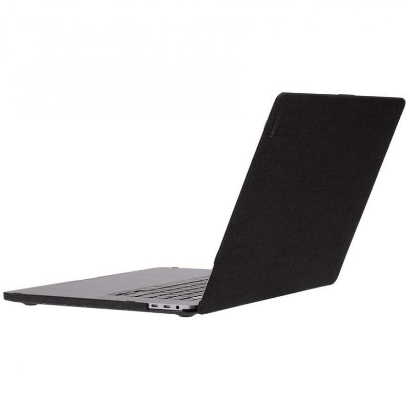Чохол Incase Textured Hardshell in Woolenex for 16-inch MacBook Pro - Graphite
