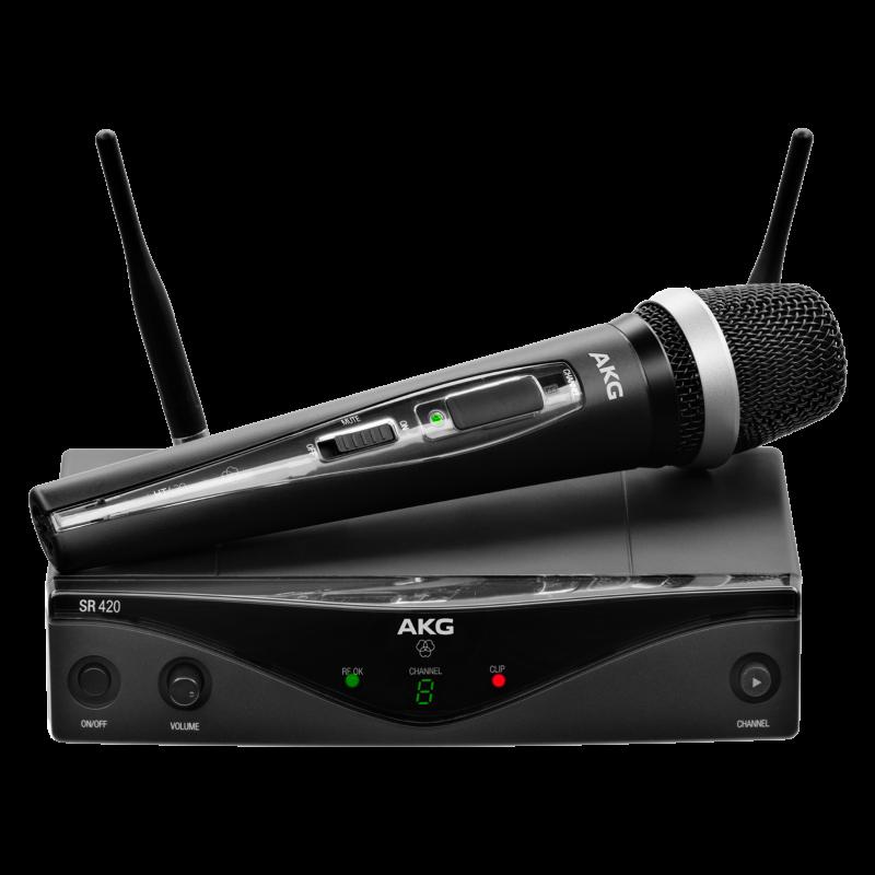 Аналоговая радиосистема AKG WMS420 VOCAL SET Band B2