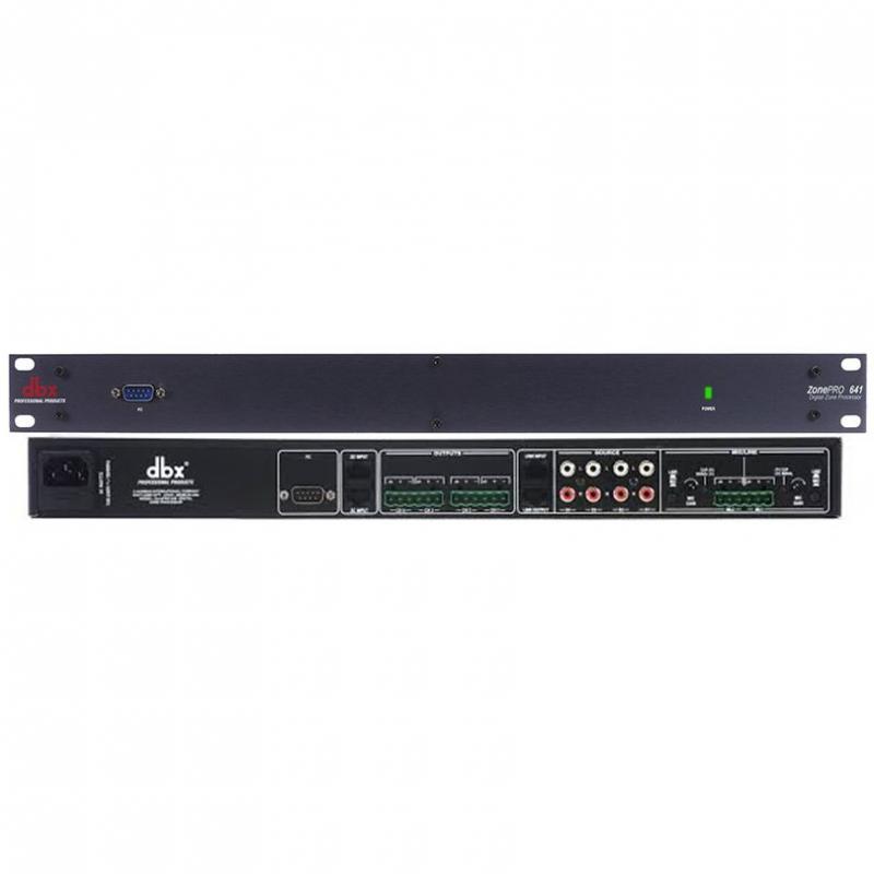 Зонный процессор dbx ZonePro 641