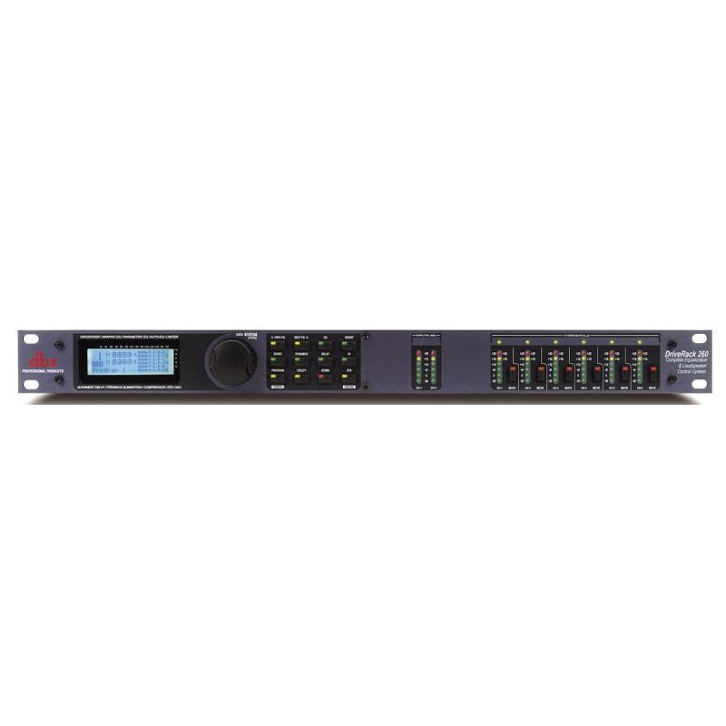 Кино-процессор dbx 260