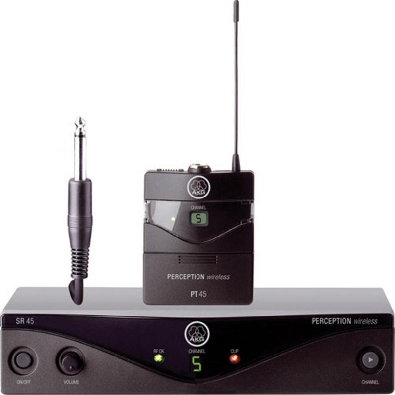 Аналоговая радиосистема AKG Perception Wireless 45 Instr Set BD B1