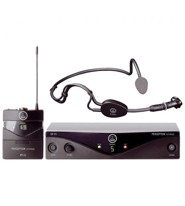 Аналоговая радиосистема AKG PERCEPTION WIRELESS 45 SPORTS SET BD A