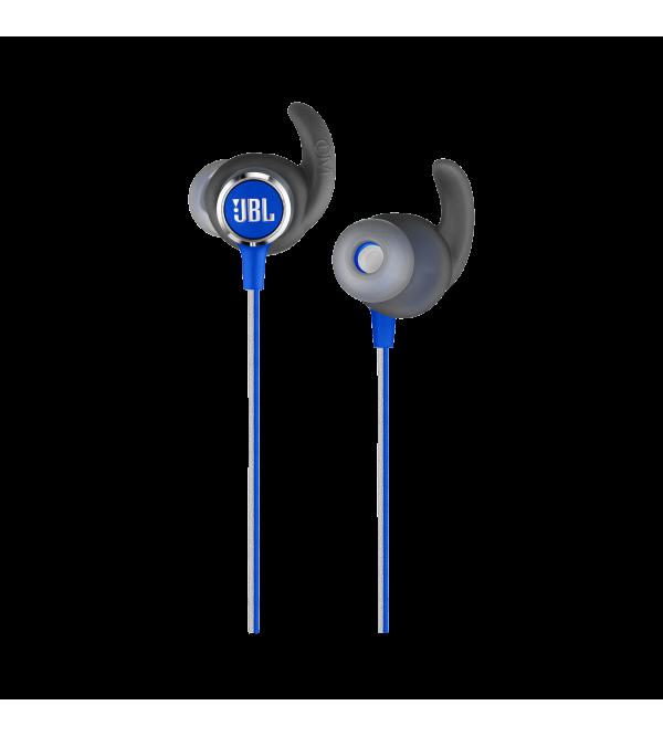 Наушники JBL In-Ear Headphone Reflect Mini 2 BT Blue (JBLREFMINI2BLU)