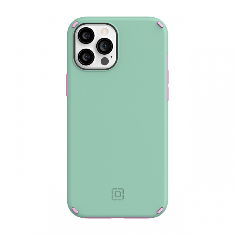 Чохол Incipio Duo Case for iPhone 12 Pro Max - Candy Mint/Pink