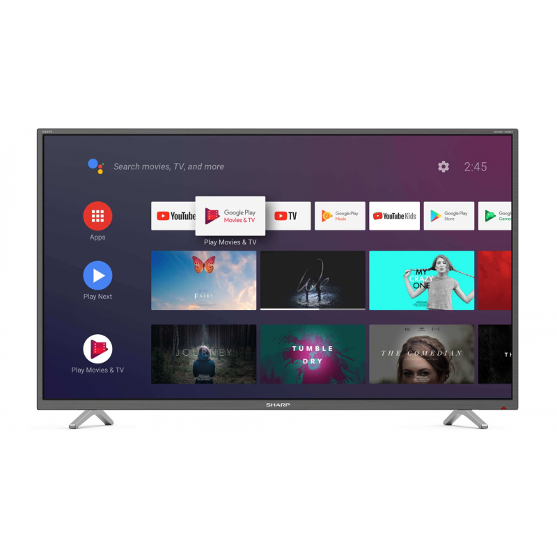 Телевизор SHARP 4T-C40BL2EF2AB