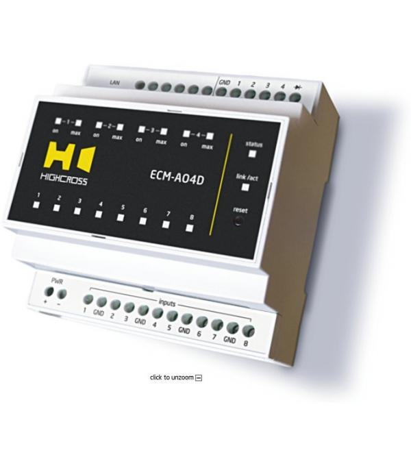 Лицензия на контроллеры серии ХР для  Highcross Ліцензія на контролери серії ХР ECM-AO4