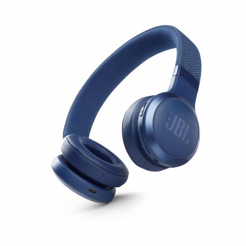 Наушники JBL Live 460NC Blue (JBLLIVE460NCBLU)