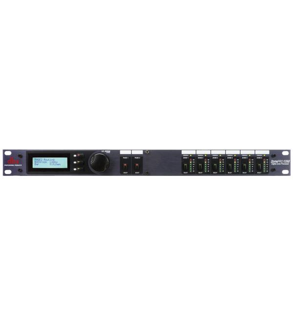 Зонный процессор dbx ZonePro 1260