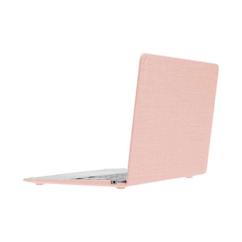 Папка Incase Textured Hardshell in Woolenex for 13-inch MacBook Air w/Retina 2020 - Blush Pink