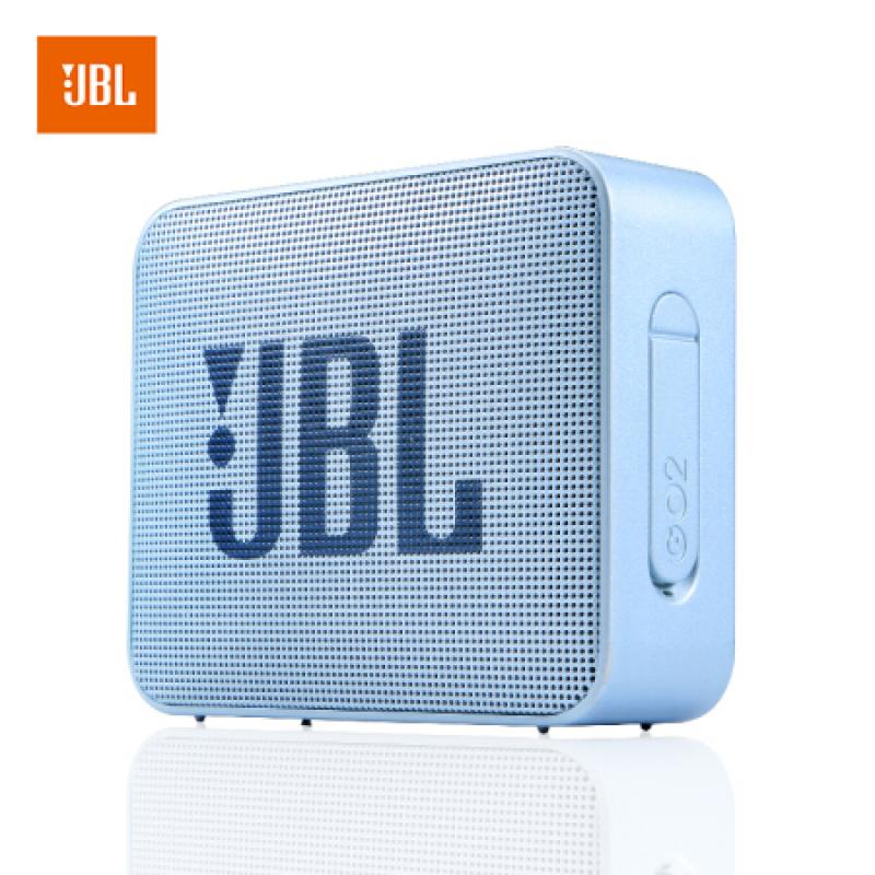 Колонка bluetooth JBL GO 2 Icecube Cyan (JBLGO2CYAN)