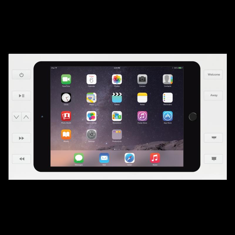 Настенная докстанция iPort Bezel Air 1/2/pro with 10 buttons White