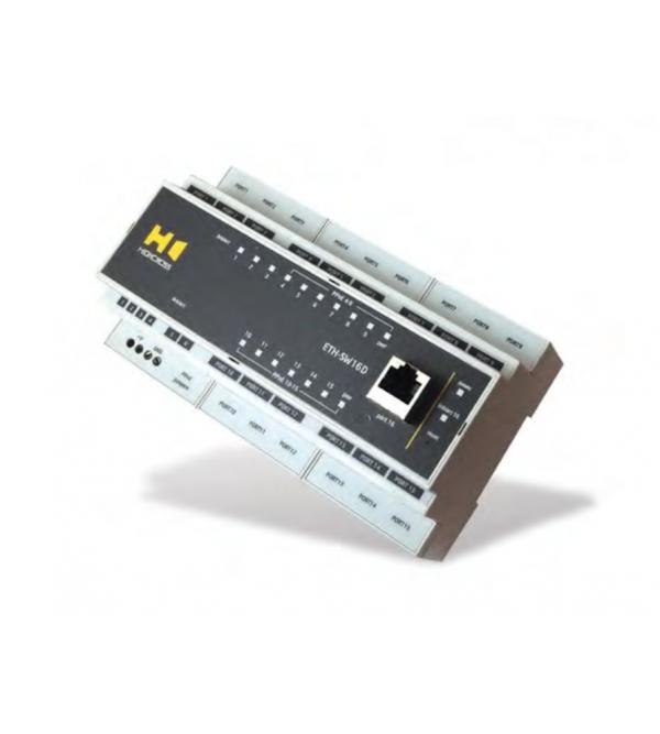 Сетевой коммутатор Highcross ETH-SW16D