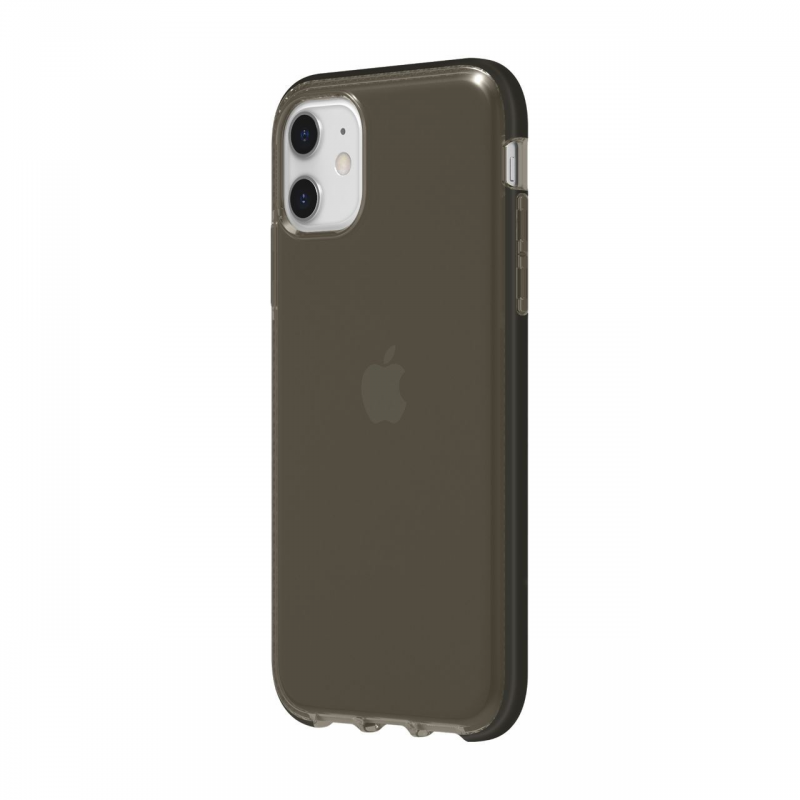 Чохол Griffin Survivor Clear for Apple iPhone 11 -Black