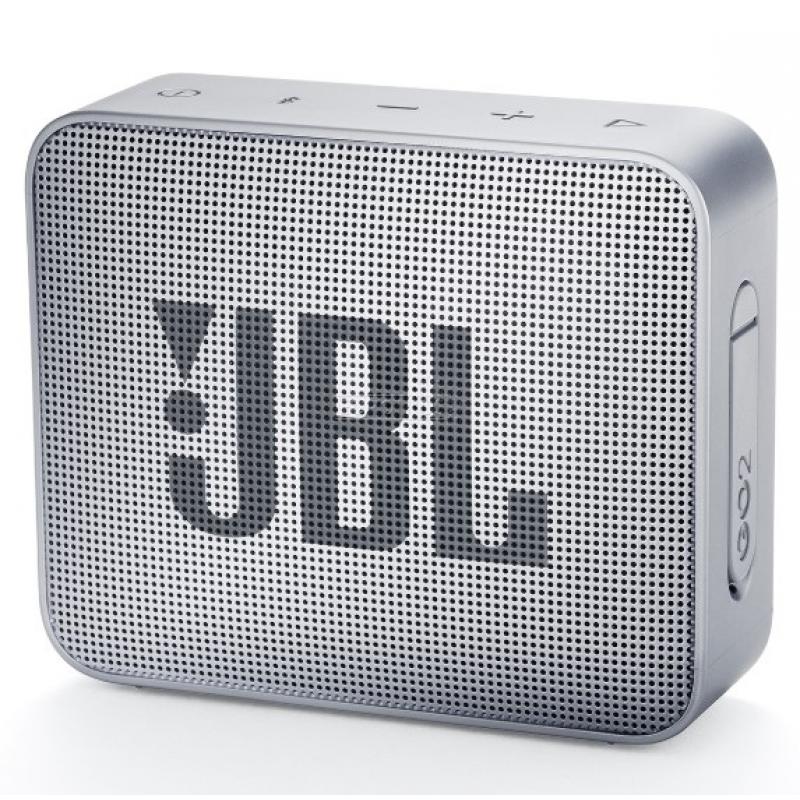 Колонка bluetooth JBL GO 2 Ash Gray (JBLGO2GRY)