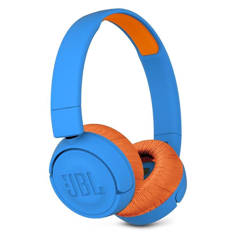 Наушники JBL JR300BT Blue Peach (JBLJR300BTUNO)