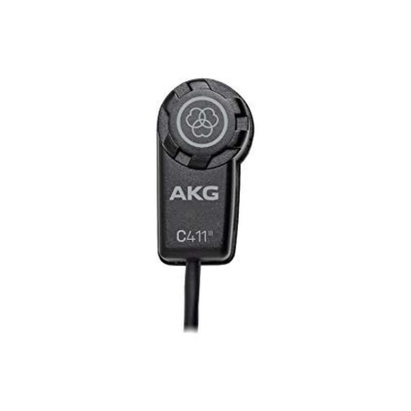 Инструментальный микрофон AKG C411 PP