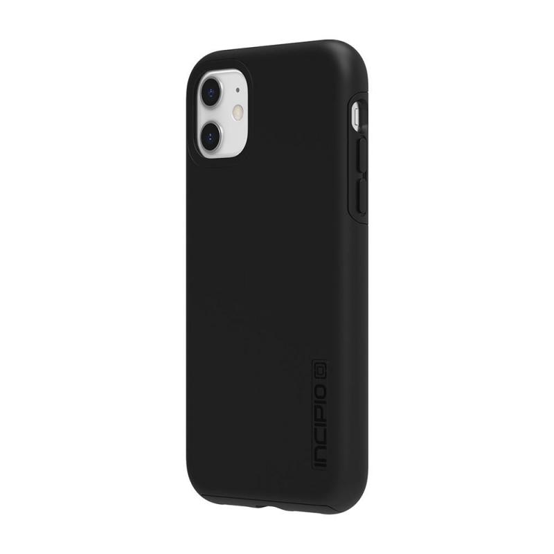 Чохол Incipio DualPro for Apple iPhone 11 - Black/Black