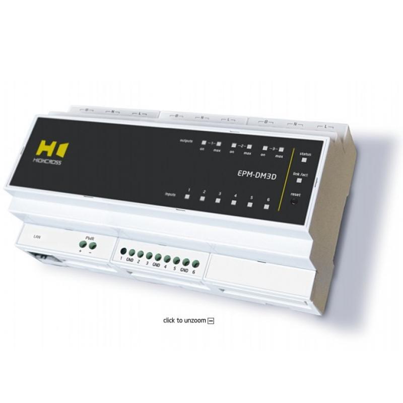 Светорегулятор (диммер) Highcross EPM-DM3D
