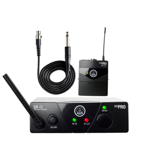 Аналоговая радиосистема AKG WMS40 Mini Instrumental Set BD ISM1