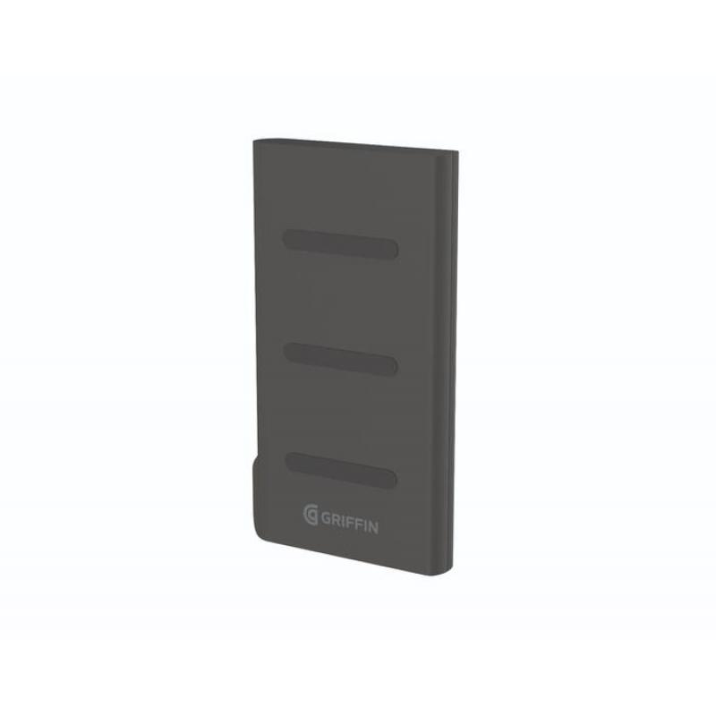 Потративний акумулятор Griffin Reserve Wireless Charging (Tx) Power Bank, 5000mAh - Black