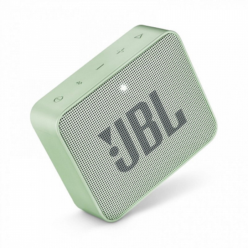 Колонка bluetooth JBL GO 2 Seafoam Mint  (JBLGO2MINT)