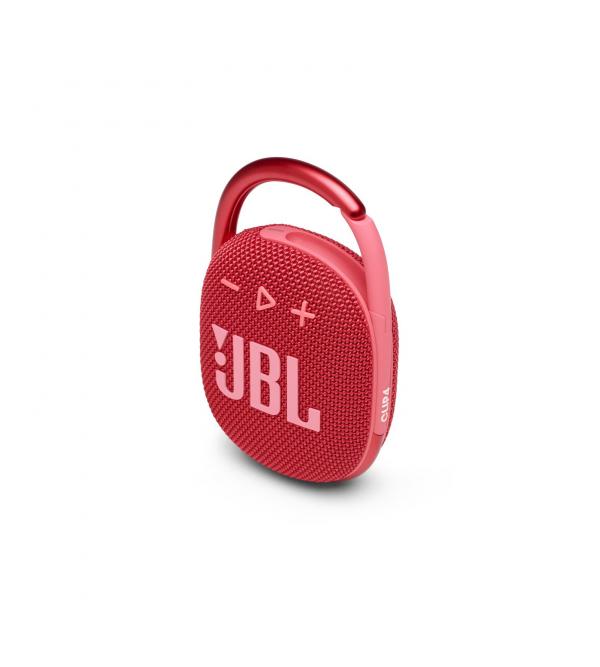 Колонка bluetooth JBL Clip 4 Red (JBLCLIP4RED)
