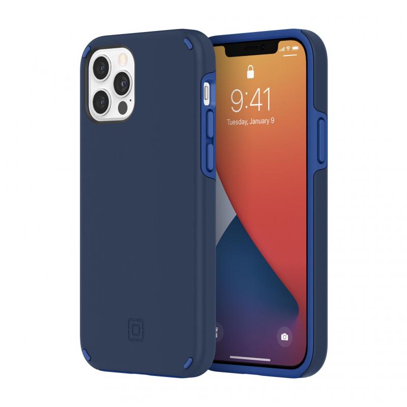 Чохол Incipio Duo Case for iPhone 12 Pro - Dark Blue/Classic Blue