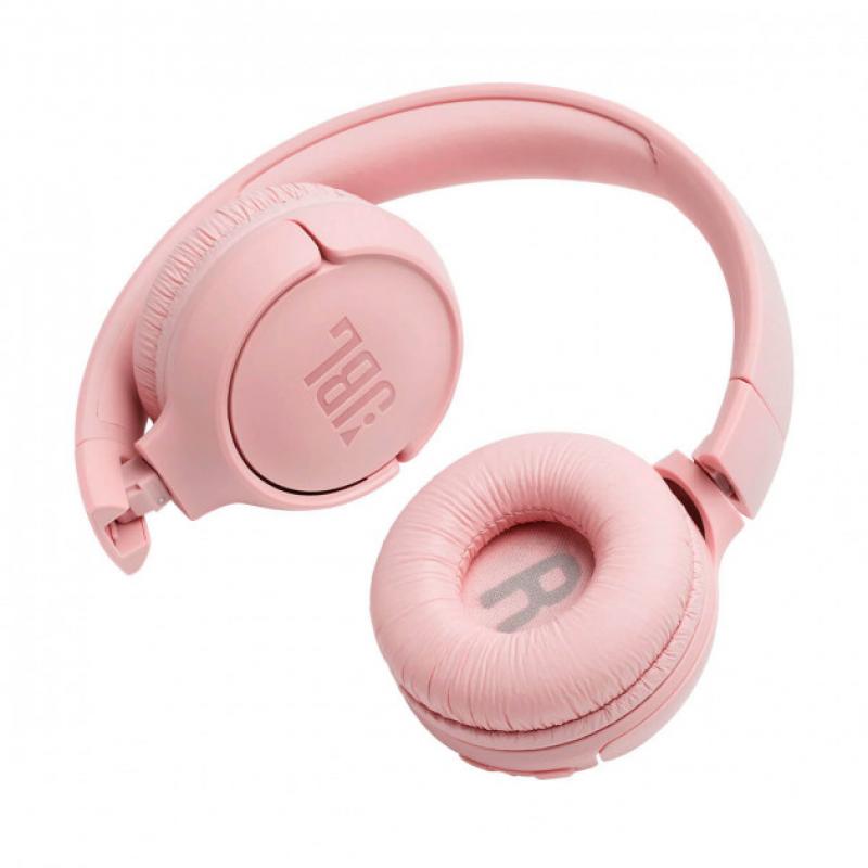 Наушники JBL T500BT Pink (JBLT500BTPIK)