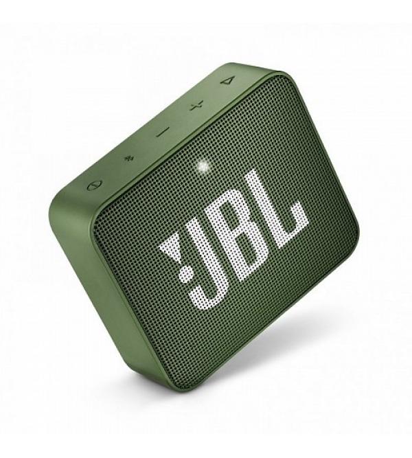 Колонка bluetooth JBL GO 2 Moss Green  (JBLGO2GRN)