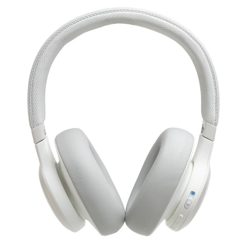 Наушники JBL LIVE 650 BT NC White (JBLLIVE650BTNCWHT)