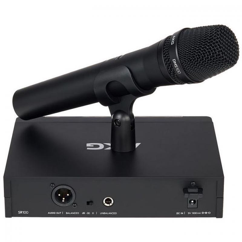 Цифровая радиосистема AKG DMS100 VOCAL SET DGTAL WIRELESS MICSYS