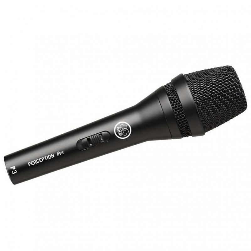 Вокальный микрофон AKG P3 S
