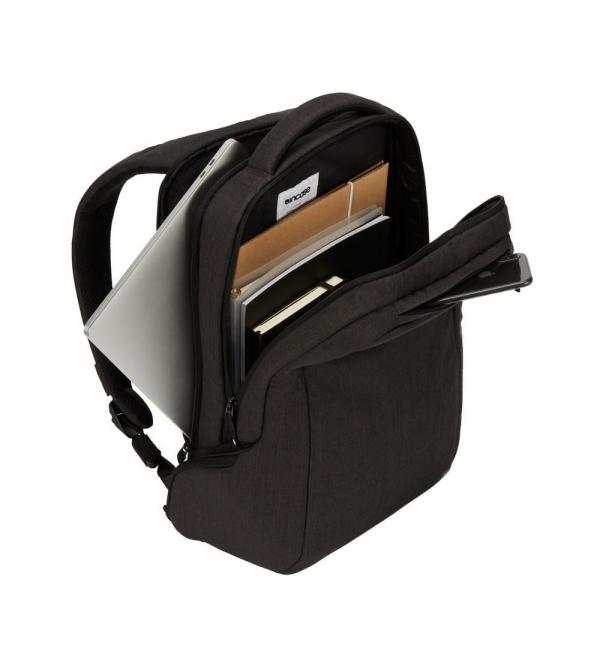 Рюкзак Incase Icon Slim Pack w/Woolenex- Graphite