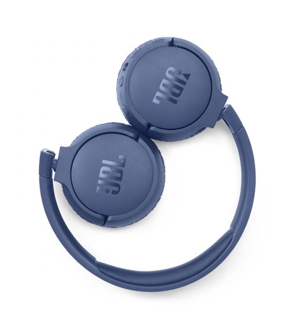 Наушники JBL Tune 660 NC Blue (JBLT660NCBLU)