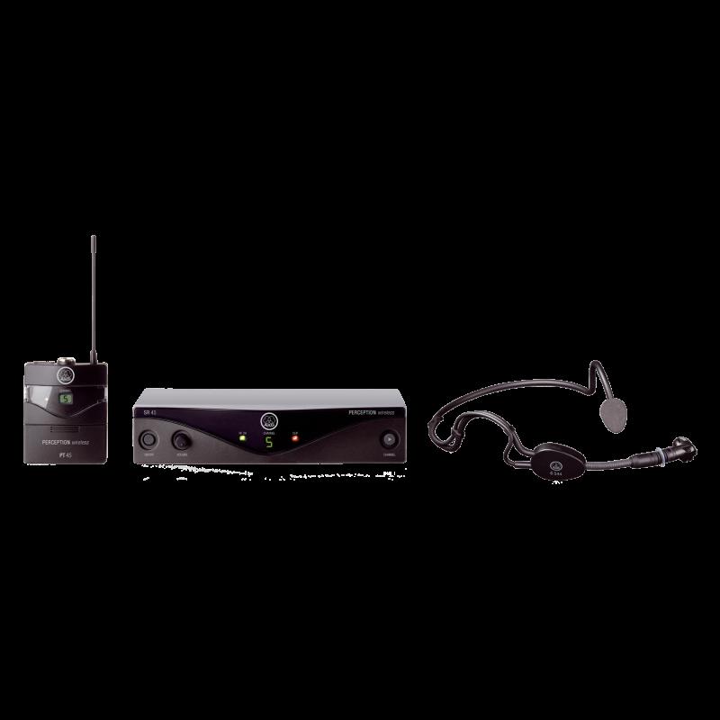 Аналоговая радиосистема AKG Perception Wireless 45 Sports Set BD C3